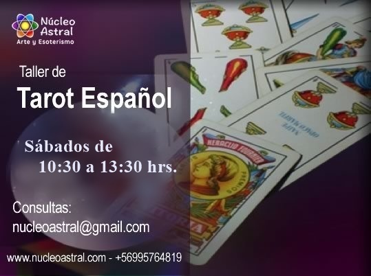 Afiche Tarot español - ultima version 3-4-2017
